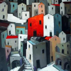 Michele Volpicella - The Red House