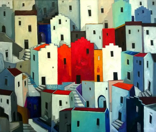 Michele Volpicella - The narrow house