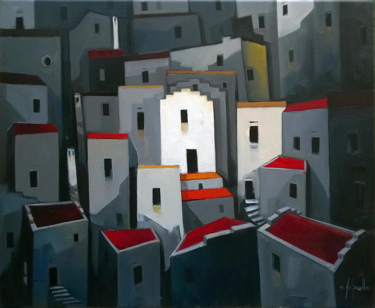 Michele Volpicella - Set Design for a House